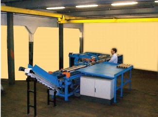 Fully Automatic Core Saw
