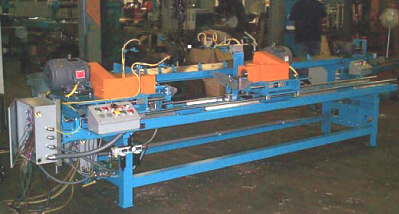 Fully Automatic Double Head Core Beveler